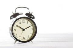 Classic alarm clock Stock Image