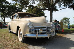 Classic American car Royalty Free Stock Images