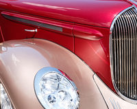 Classic american car Royalty Free Stock Photo