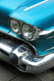 Classic American car front Stock Photography