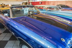 Classic American car Royalty Free Stock Photography