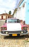 Classic American car. Stock Image