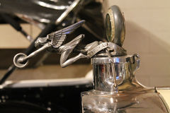 Free Classic American Car Water Gauge And Filler Cap Stock Photos - 42758723
