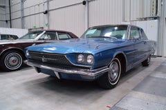 Classic american cars Stock Image