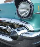 Classic American chevrolet Car royalty free stock images