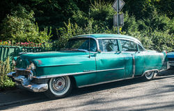 Classic American Chevrolet car Stock Photos