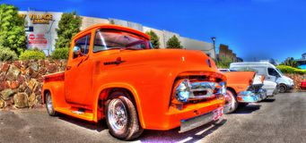 Classic American Ford pickup truck Royalty Free Stock Photography