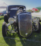 Classic American hot rod Stock Images