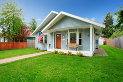 Classic american house Stock Photography
