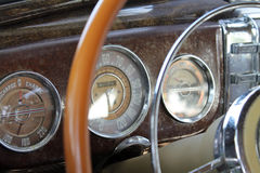 Classic American interior detail Royalty Free Stock Photography