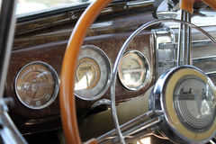 Classic American interior detail Stock Photography