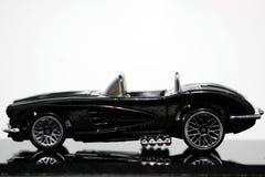 Classic American Sports Car Stock Photo