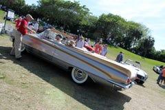 Classic americana on wheels Stock Photo