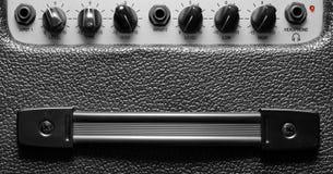 Classic amplifier stock photos
