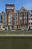 Classic amsterdam view Stock Photography