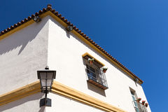 Classic Andalucian Spanish house Stock Photo