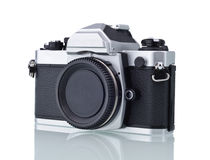 Classic and antique camera Stock Image