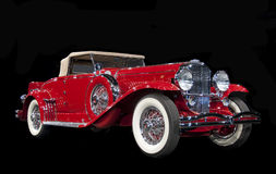 Classic antique car Royalty Free Stock Photos