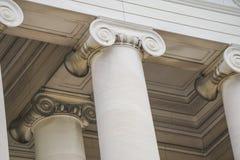 Classic architecture around washington dc royalty free stock photography
