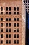 Classic Architecture in Boston Stock Image