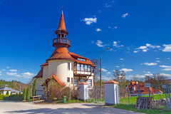 Classic architecture building in Straszyn Royalty Free Stock Photo