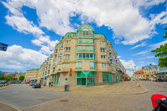 Free Classic Architecture In Downtown Gothenburg Royalty Free Stock Photography - 59646387