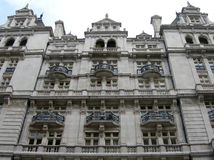 Classic architecture in London Royalty Free Stock Photo