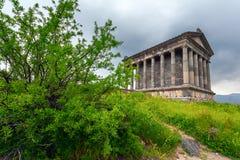Classic architecture, Pagan Temple Of Garni (Armenia). Stock Images