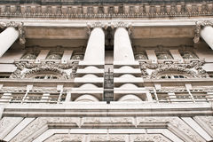 Classic architecture Stock Image