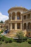 Classic arcitecture villa Stock Image