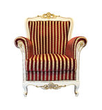 Classic Armchair Stock Photo