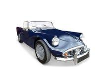 Classic Aston Martin motor car Stock Photo