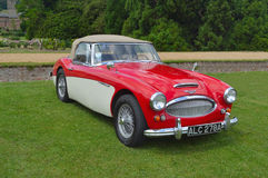 Classic Austin Healey 3000 MkII Royalty Free Stock Image