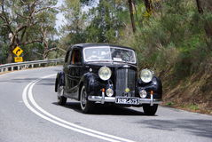 Classic Austin Sedan car Stock Images