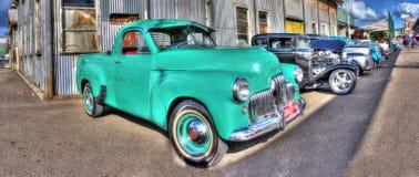 Classic Australian Holden ute Stock Image