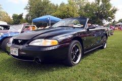 Classic Auto Stock Photo