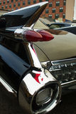 Classic Auto Tail Royalty Free Stock Photos