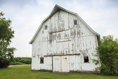 Classic Barn. Stock Photos