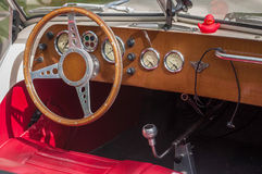 Classic Barton Cars Royalty Free Stock Images