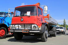 Classic Bedford Truck 1972 Royalty Free Stock Photography