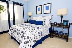 Classic bedroom Stock Image