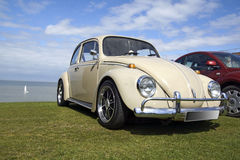 Classic Beetle Royalty Free Stock Photos