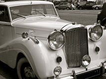 Classic Bentley Automobile Royalty Free Stock Images