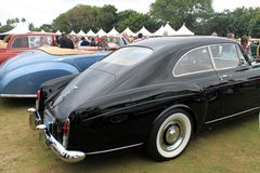 Classic bentley continental rear quarter Royalty Free Stock Photos
