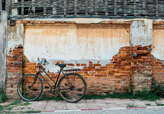 Classic bicycle Royalty Free Stock Photos