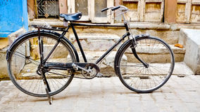 Classic bike Royalty Free Stock Photography