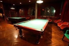 Classic billiard stock image