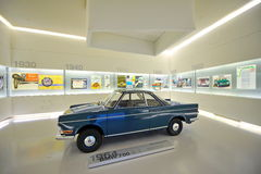 1964 classic BMW 700 on display in BMW Museum Stock Images