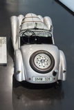 Classic 1936 BMW 328 displayed at the BMW Museum in Munich Stock Photo