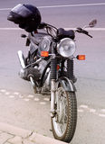 Classic bmw motorbike Stock Photos